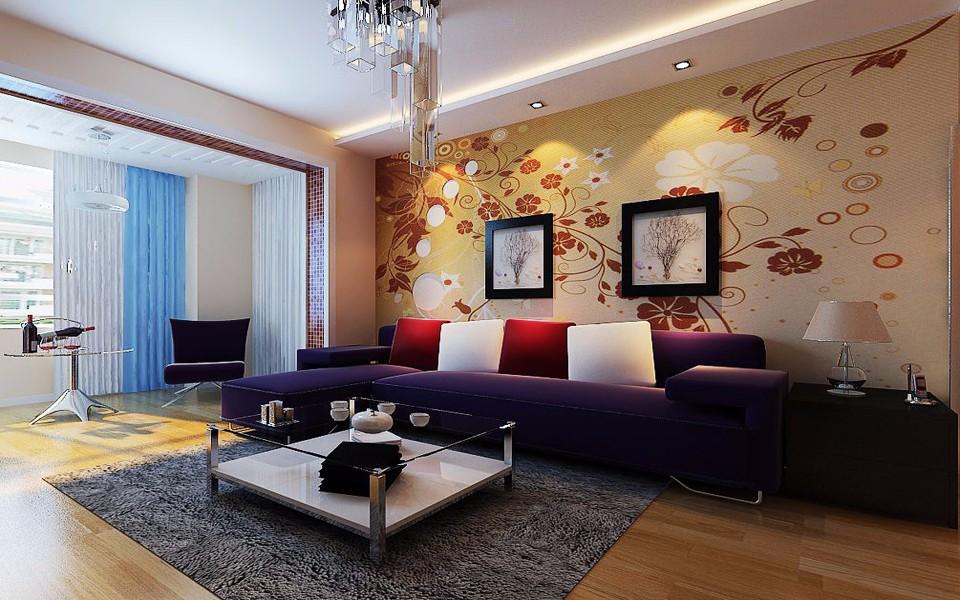 3室2卫1厅133平米现代简约风格