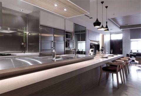 厨房细节现代简约风格装潢图片