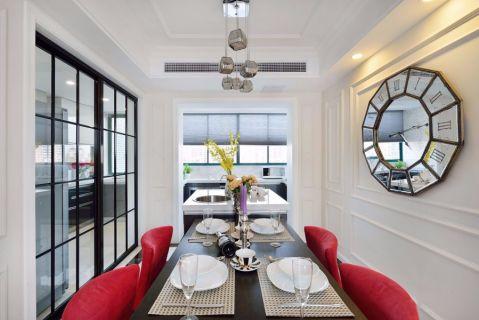餐厅细节现代风格装饰图片