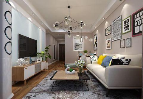 玄关走廊简约风格装饰效果图