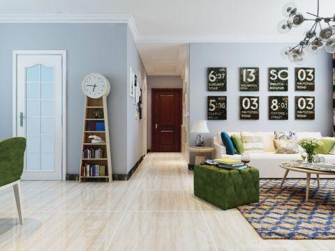 客厅走廊北欧风格装修图片
