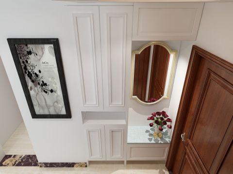 玄关橱柜简约风格装潢设计图片