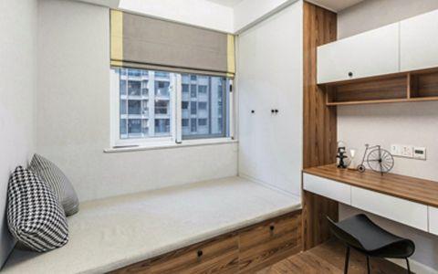 卧室细节北欧风格装潢图片
