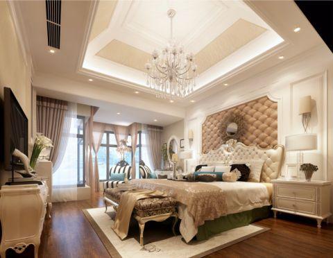 卧室门厅欧式风格装修效果图