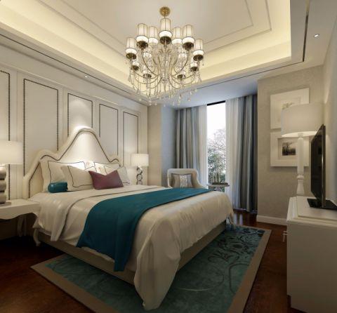 卧室橱柜欧式风格装修设计图片