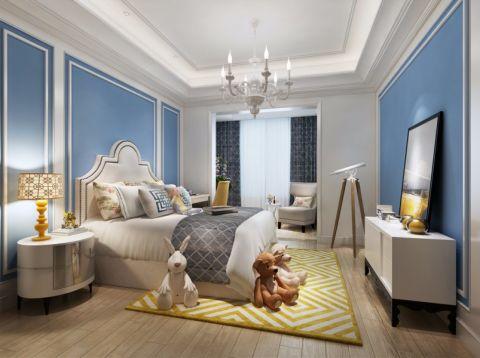 卧室橱柜欧式风格装潢效果图