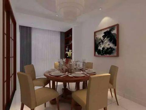 餐厅细节中式风格装饰图片