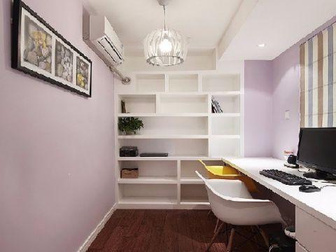 书房细节简约风格装潢图片