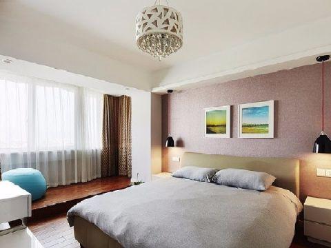 卧室细节简约风格装修设计图片
