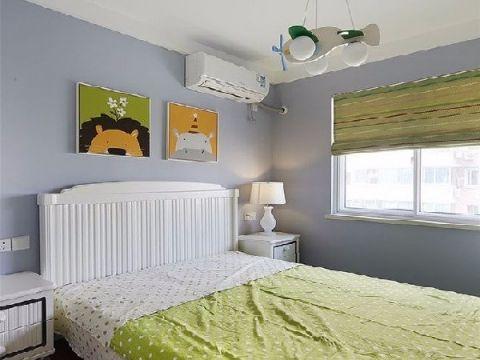 卧室细节简约风格装饰设计图片