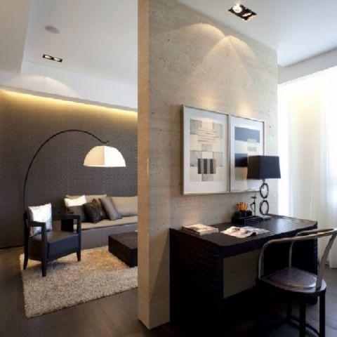 客厅细节后现代风格装修设计图片