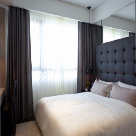 卧室细节后现代风格装潢设计图片