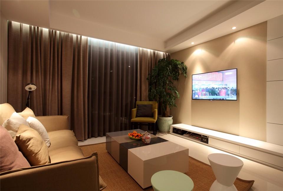 3室2卫2厅117平米现代风格