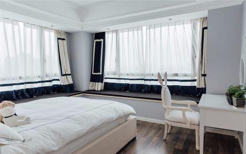 卧室飘窗混搭风格装潢效果图