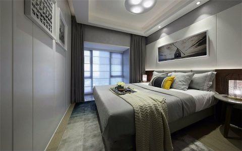 卧室窗帘经典风格装潢设计图片