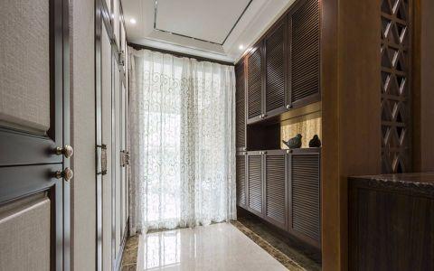 厨房走廊中式风格装潢效果图