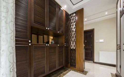 玄关橱柜中式风格装潢图片