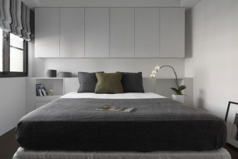 卧室细节北欧风格装饰效果图