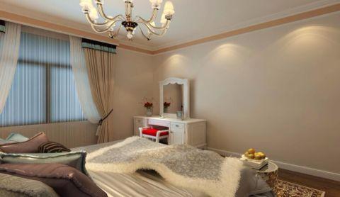卧室细节简欧风格装饰设计图片
