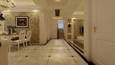 玄关吊顶现代简约风格装修设计图片