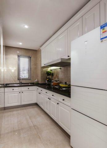 厨房新古典风格装饰设计图片