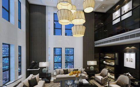 客厅细节简约风格装潢设计图片