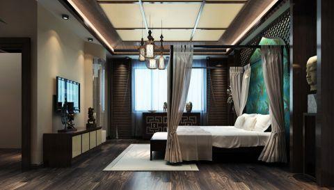 客厅细节东南亚风格装修图片