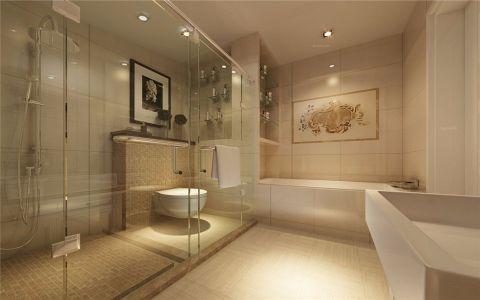 卫生间细节欧式风格装潢图片