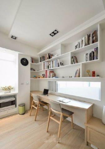 书房橱柜简约风格装饰图片