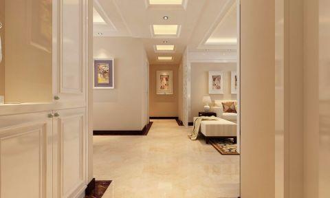 玄关走廊新中式风格装修图片