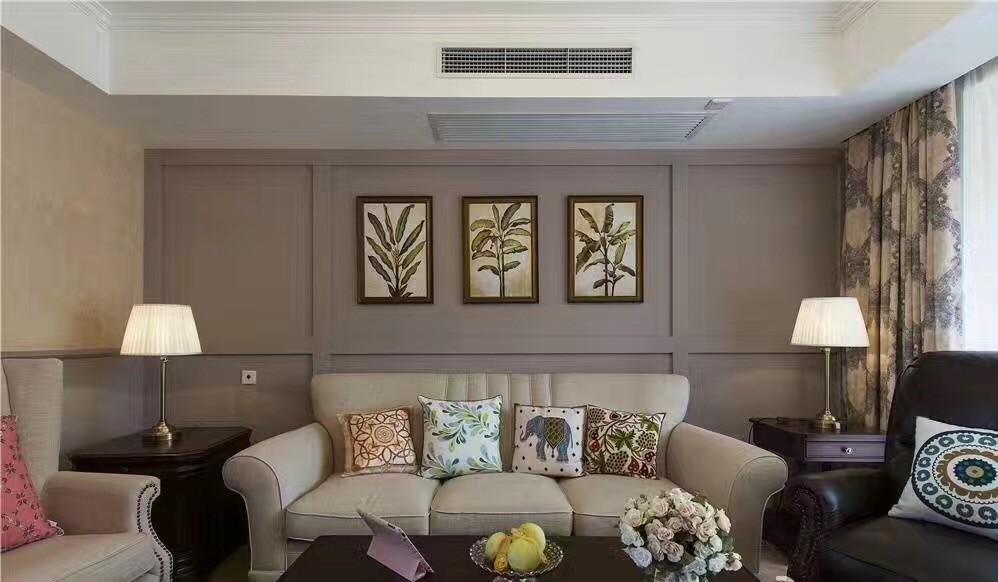3室2卫2厅145平米美式风格