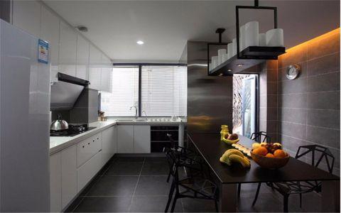 厨房橱柜混搭风格装饰效果图