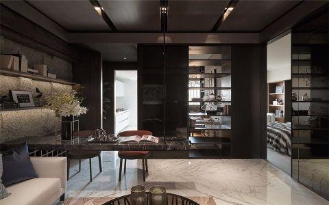客厅橱柜现代简约风格装饰设计图片