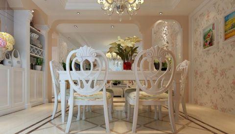 餐厅橱柜现代简约风格装修设计图片