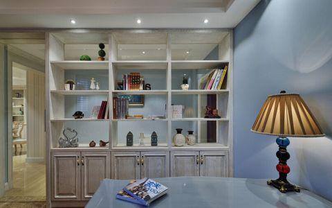 美式风格125平米大户型室内装修效果图
