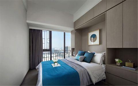 阳光城丽兹公馆120平简约风格四居室装修效果图