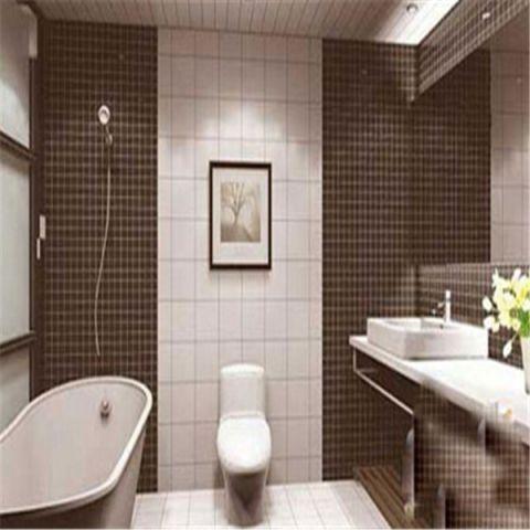 卫生间细节田园风格装潢设计图片