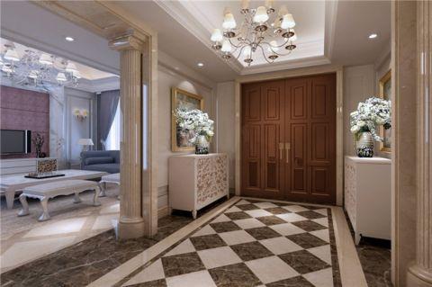 玄关橱柜现代简约风格装修设计图片