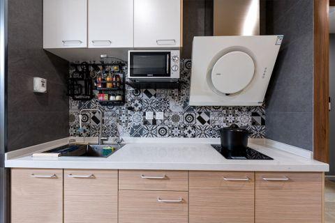 厨房橱柜简约风格装饰设计图片