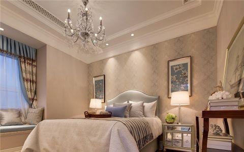卧室欧式风格装修设计图片