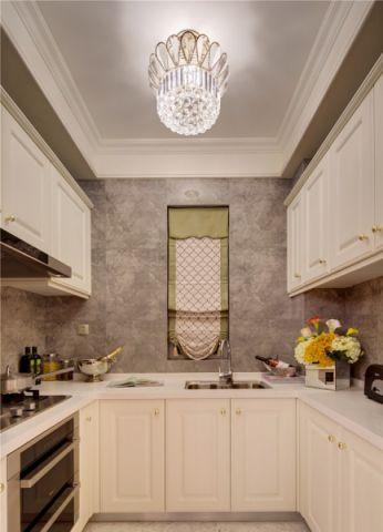 厨房欧式风格效果图