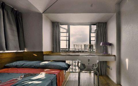 卧室地板砖欧式风格装饰图片