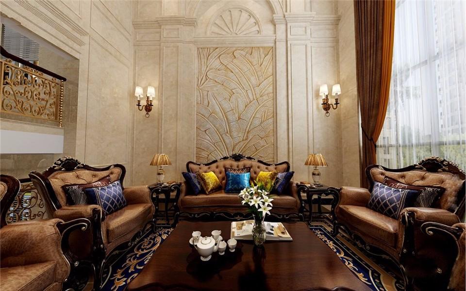 6室7卫5厅650平米欧式风格