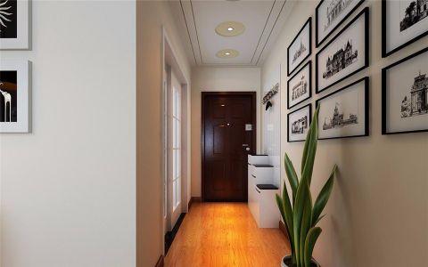 玄关门厅现代简约风格装修图片