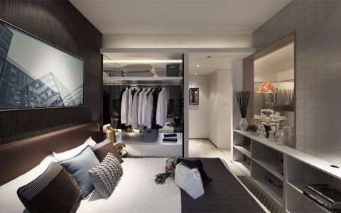 卧室橱柜欧式风格装修效果图