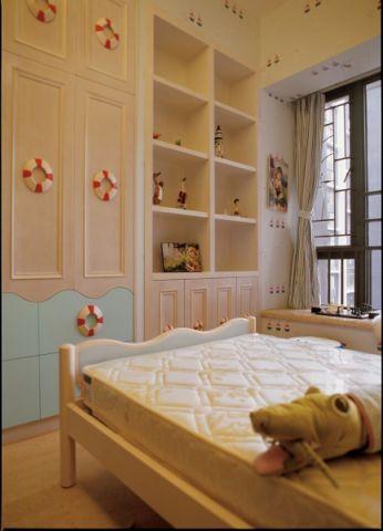 儿童房橱柜欧式风格装修效果图