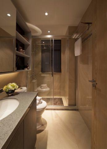 卫生间细节欧式风格效果图