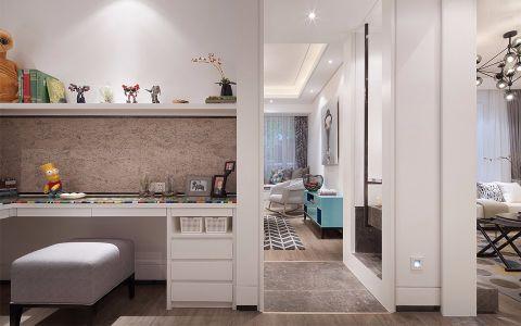 卧室橱柜现代风格装饰设计图片