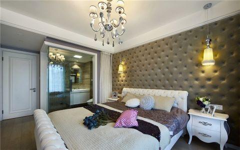 卧室吊顶新古典风格装饰图片