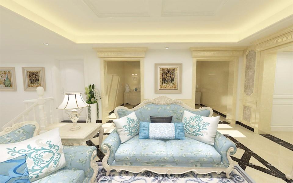 4室3卫3厅270平米欧式风格